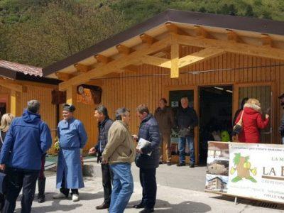 Monte Cavallo casa in legno